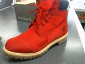 TIMBERLAND Shoes/Boots RED JACQUARD 607